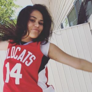 Tops - High School Musical Troy Bolton Jersey 2be9818ff